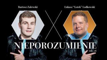 Łukasz Lotek Lodkowski w Nieporozumienie vol. 16