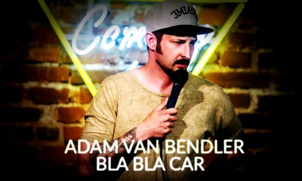 Adam van Bendler - Darek i Bla Bla Car