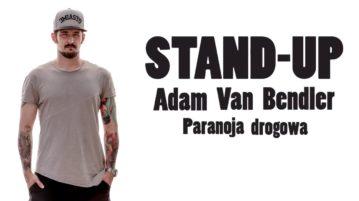 Adam van Bendler - Paranoja drogowa