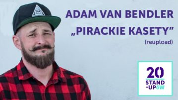 Adam van Bendler - Pirackie kasety