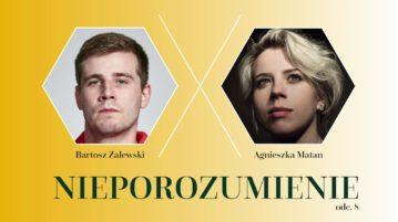 Agnieszka Matan w Nieporozumienie vol. 8