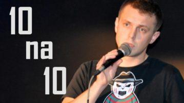 Błażej Krajewski w Stand-up Teka