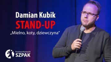 Damian Kubik - Mielno, koty, dziewczyna