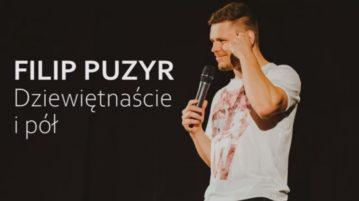 Filip Puzyr - Dziewiętnaście i pół