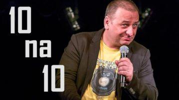 Grzegorz Halama w Stand-up Teka