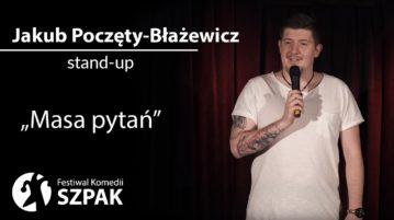 Jakub Poczęty - Masa pytań