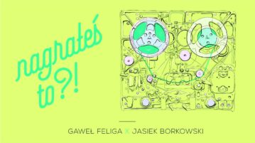 Jasiek Borkowski w #5 Nagrałeś To