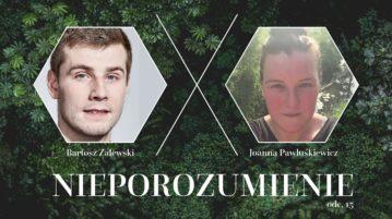 Joanna Pawluśkiewicz w Nieporozumienie vol. 15