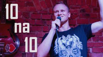 Maciej Brudzewski w Stand-up Teka