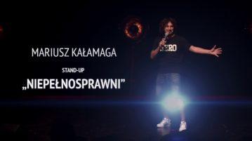 Mariusz Kałamaga - Niepełnosprawni