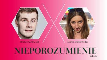 Marta Malinowska w Nieporozumienie vol. 10