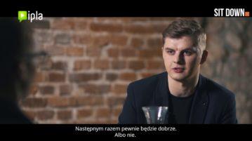 Michał Leja w #11 Sit down. Rozmowy o stand-upie