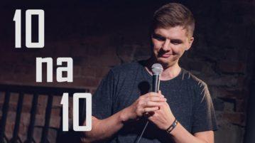 Michał Leja w Stand-up Teka