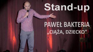 Paweł Bakteria - Ciąża, Dziecko