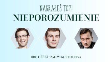 Paweł Chałupka, Bartosz Zalewski w #51 Nagrałeś To