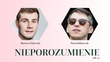 Paweł Klimczak w Nieporozumienie vol. 9