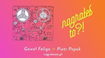 Piotr Popek w #35 Nagrałeś To