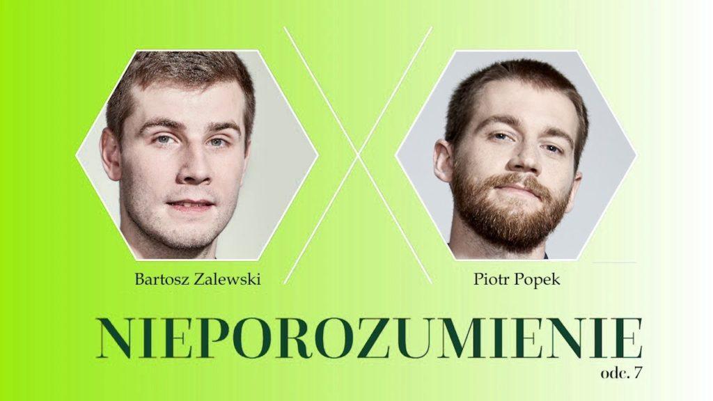 Piotr Popek w Nieporozumienie vol. 7