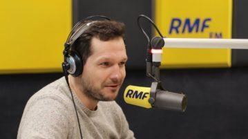 Rafał Pacześ w Radio RMF FM