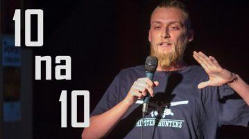 Tomasz Kwiatkowski w Stand-up Teka