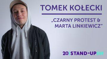 Tomek Kołecki - Czarny Protest & Marta Linkiewicz