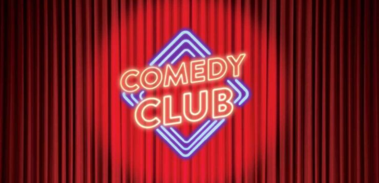 Comedy Club w Comedy Central