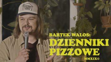 Bartek Walos - Dzienniki Pizzowe