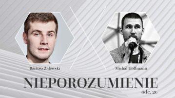Michał Hoffmann w Nieporozumienie vol. 20
