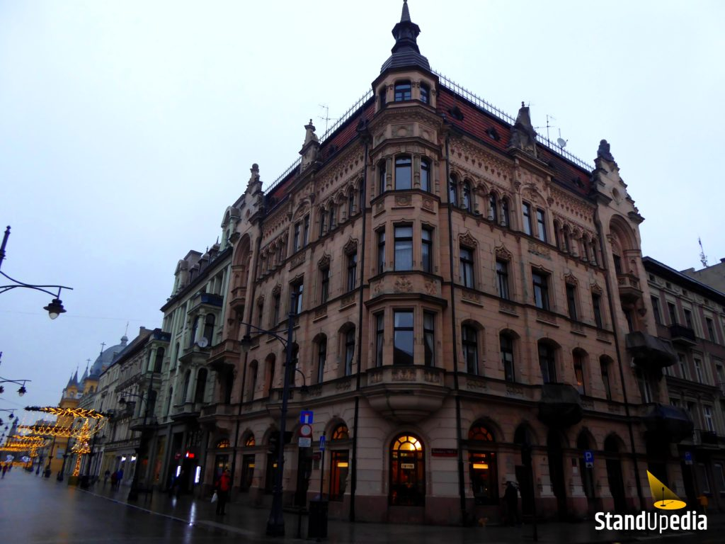 Restauracja Komediowa - Piotrkowska 12