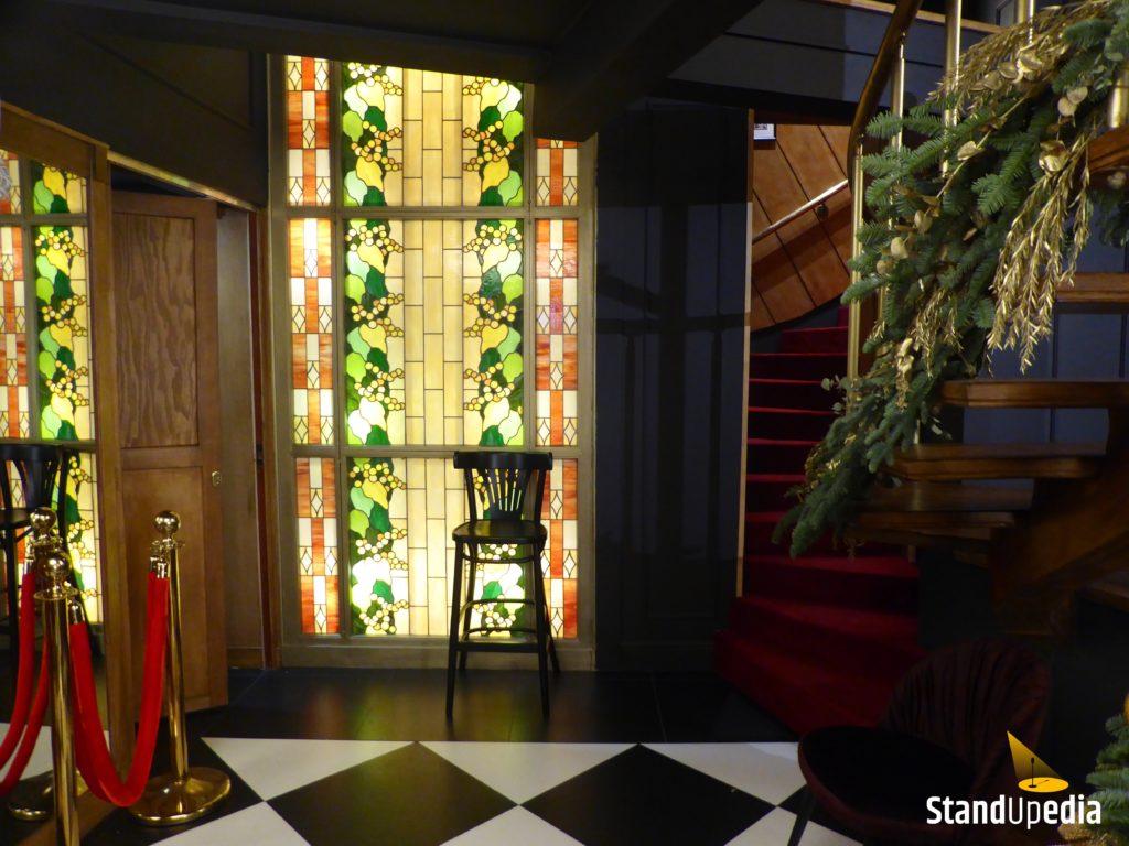 Restauracja Komediowa - wnętrze