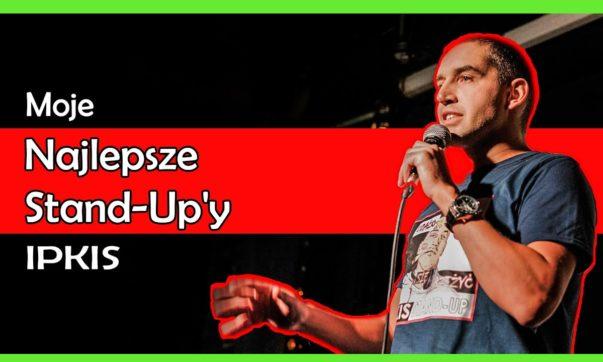 Ipkis - Moje najlepsze stand-upy