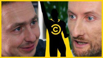 Michał Pałubski i Karol Kopiec w Comedy Central ratują świat