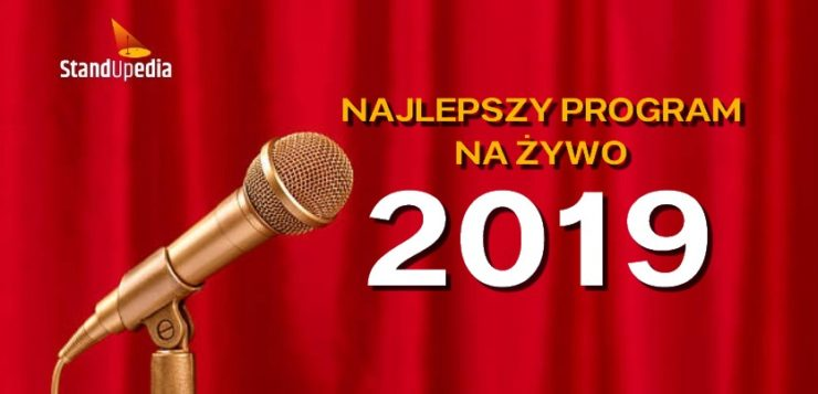 Najlepszy program na żywo 2019 wyniki