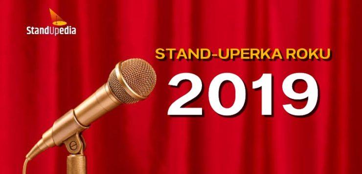 Stand-uperka roku 2019 wyniki
