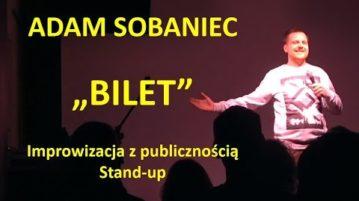 Adam Sobaniec - Bilet