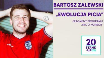 Bartosz Zalewski - Ewolucja Picia