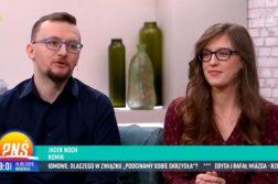Jacek Noch - stand-uper z stwardnieniem rozsianym w TVP2