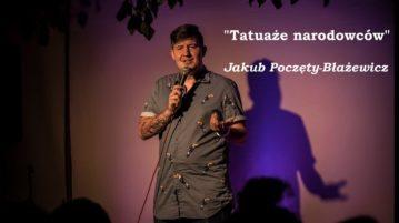 Jakub Poczęty - Tatuaże narodowców