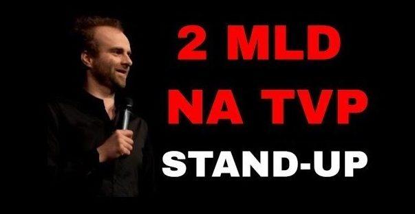 Marcin Zbigniew Wojciech - 2 mld na TVP