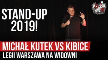 Michał Kutek vs Kibice Legii