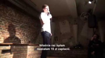 Michał Leja vs. publiczność - Dziewczyna z UEKu