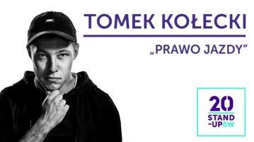 Tomek Kołecki - Prawo Jazdy