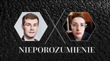 Bartosz Zalewski i Olga Wróbel w Nieporozumienie vol. 27