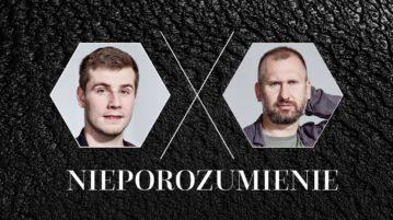 Bartosz Zalewski i Wojciech Fiedorczuk w Nieporozumienie vol. 28