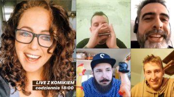 Katarzyna Piasecka - Live z komikiem
