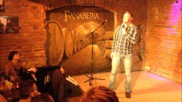 Paweł Reszela - STAND UP PARTY w Fanaberia Art Club