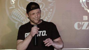 Piotr Furiata - Liryczny wojownik