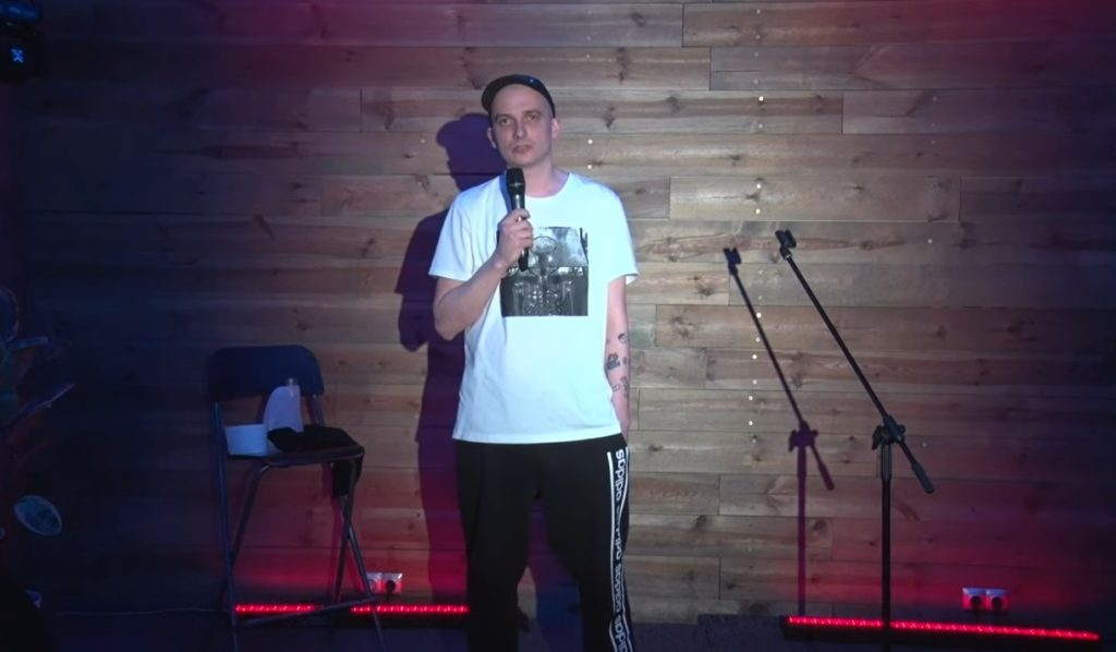 Stand-up Online Jasiek Borkowski