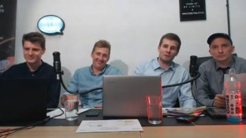 Stand-up online konferencja