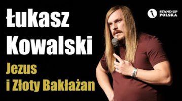 Łukasz Kowalski - Jezus i Złoty Bakłażan
